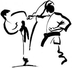 Karate-Clipart